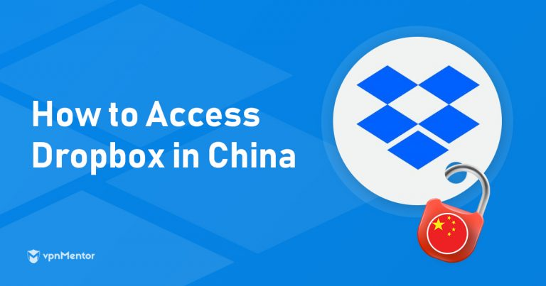 Access Dropbox in China