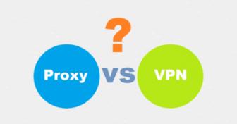 代理伺服器vs VPN-了解两者之间的区别
