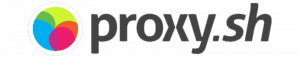 Vendor Logo of Proxy.sh