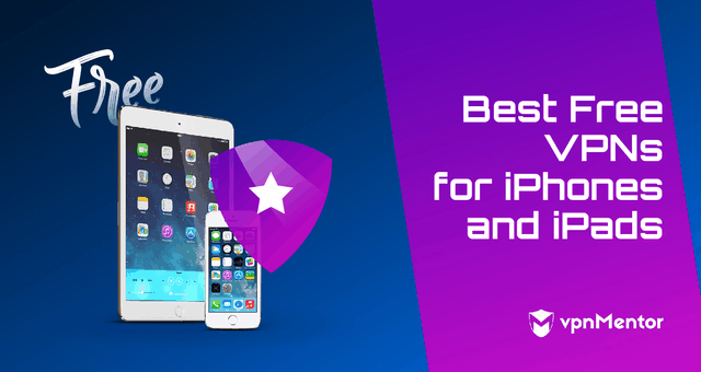 free vpns for iphones and ipads