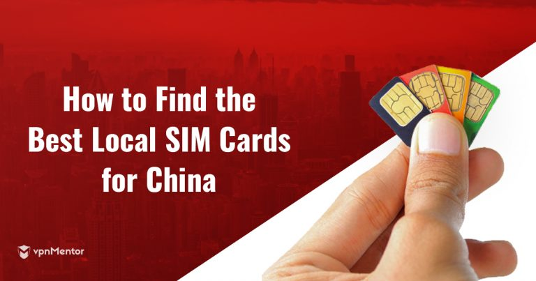 SIM Cards for China